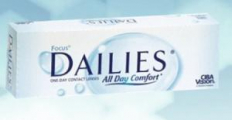 Focus Dailies All Day Comfort 30 pce