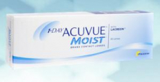 1-Day Acuvue Moist 30 pce