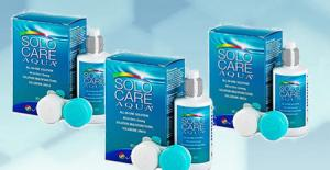 Solo Care Aqua 3x90 ml incl. étui
