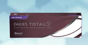 Focus Dailies Total 1 Plus Multifocal 30 pce