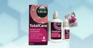 Total Care set de voyage (60ml solution / 15ml nettoyage / 2 comp. / 1 etuis)