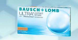 Bausch + Lomb ULTRA for astigmatisme   (6 Stk.)