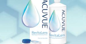 Acuvue RevitaLens 2x300ml  incl. 2 étui