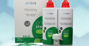 Avizor Novoxy one step bio 2x 350ml avec étuis/ 90 comp.