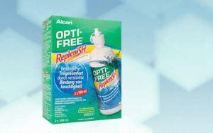 Opti-Free RepleniSH (2X 300ml incl. étui)
