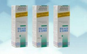 Sensitive Eyes Saline 3x355 ml