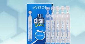 Avizor ALL CLEAN SOFT Travel Kit