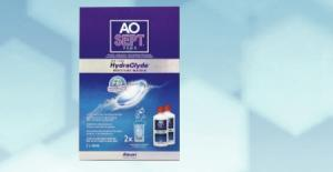 Aosept Plus mit HydraGlyde Duopack  (2x360 ml  inkl. 2 Behälter)