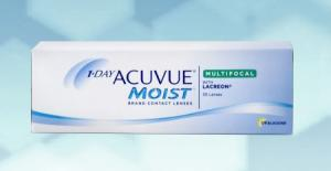 1-Day Acuvue Moist Multifocal 30 pce
