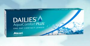 Focus Dailies Aqua Comfort Plus 30 pce
