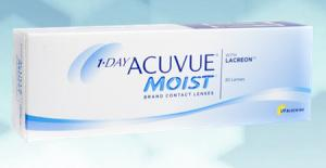 1-Day Acuvue Moist 90pce
