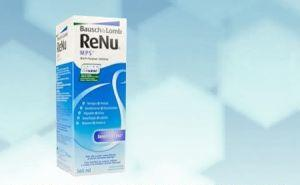 ReNu® MPS Multi-Purposesolution tout-en-un  360ml incl. étui