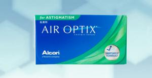 Air Optix for Astigmatism (6 pièce)