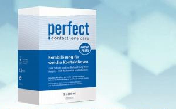 Perfect Aqua Plus solution tout-en-un  3x360ml