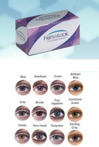 FreshLook ColorBlends (1Paar)