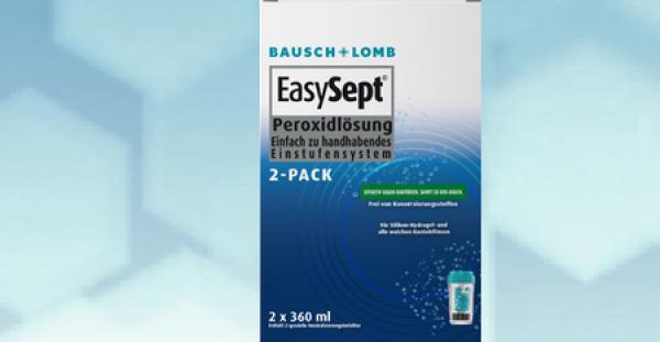 Easy Sept Multipack (2x360ml,1x355ml Kochsalzlösung,2xBeh.)