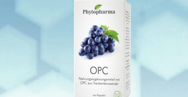Phytopharma OPC capsules 120 pièce