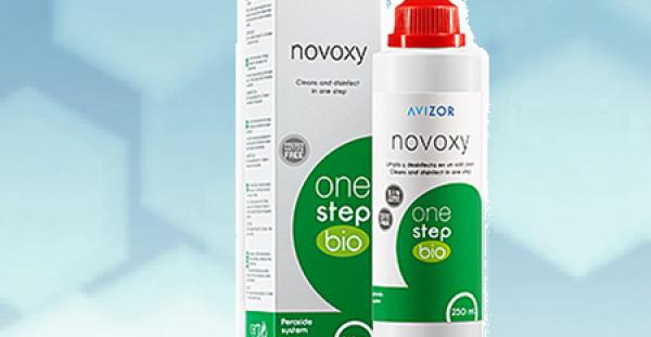 Avizor Novoxy one step bio 250ml avec étuis/ 30 comp.