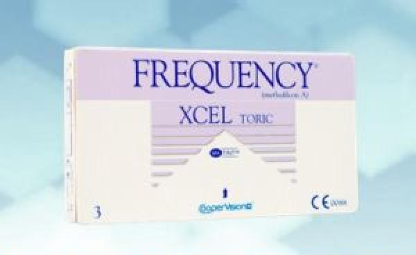 Frequency XCEL Toric (3 Stk.)