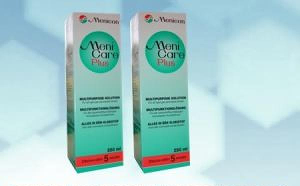 MeniCare plus solution multifonctions 2x250ml