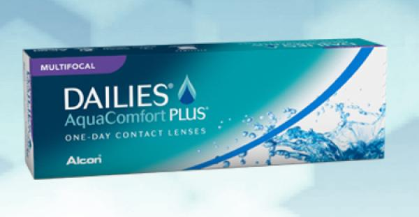 Focus Dailies Aqua Comfort Plus Multifocal 90 pce