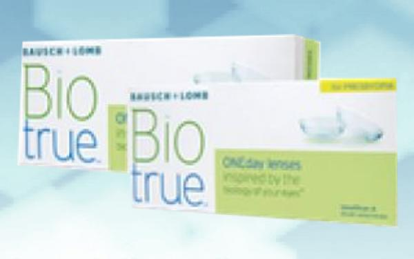 Biotrue ONEday for Presbyopia 30er Box