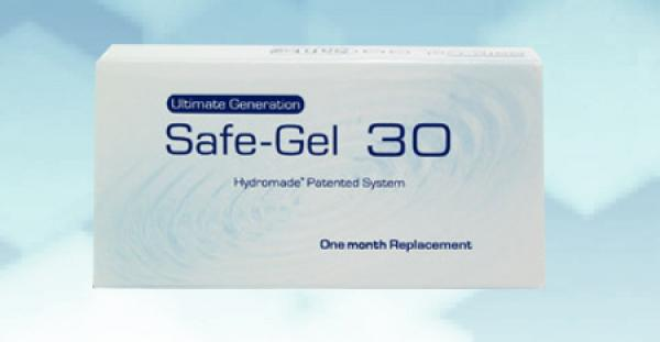 Safilens Safe Gel 30 (6 Stk.)