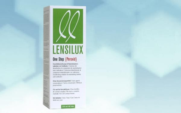 Lensilux One Step Peroxid Platin 2x 360 ml incl. 2 étui