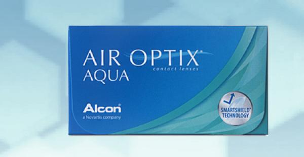 Air Optix Aqua (6 Stk.) Minuswerte